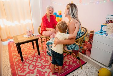 Preparing your child for therapy?